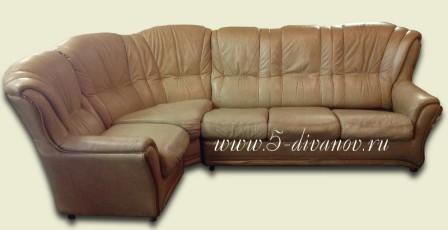 Пример работы по перетяжке углового дивана (ДО)